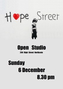hope_street_poster_open_studio